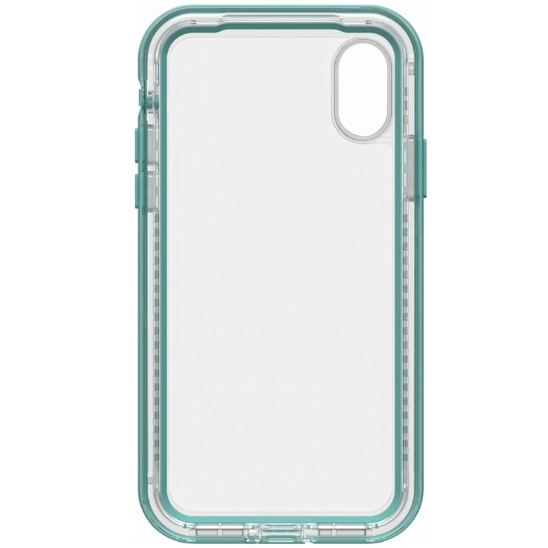 Lifeproof Next iPhone X Case Seaside Turquoise 02
