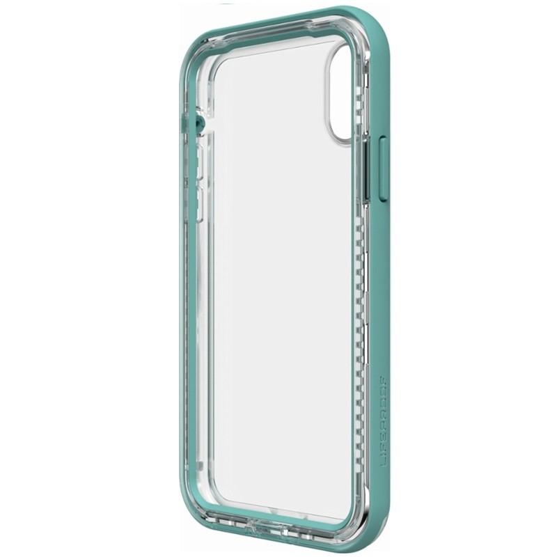 Lifeproof Next iPhone X Case Seaside Turquoise 05