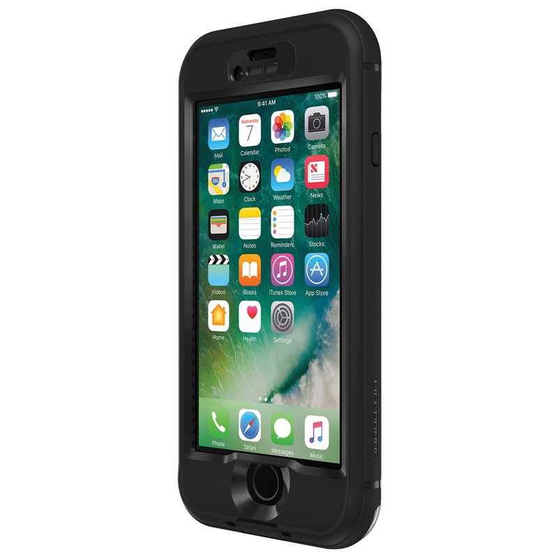 Lifeproof Nuud Case iPhone 7 Black - 04
