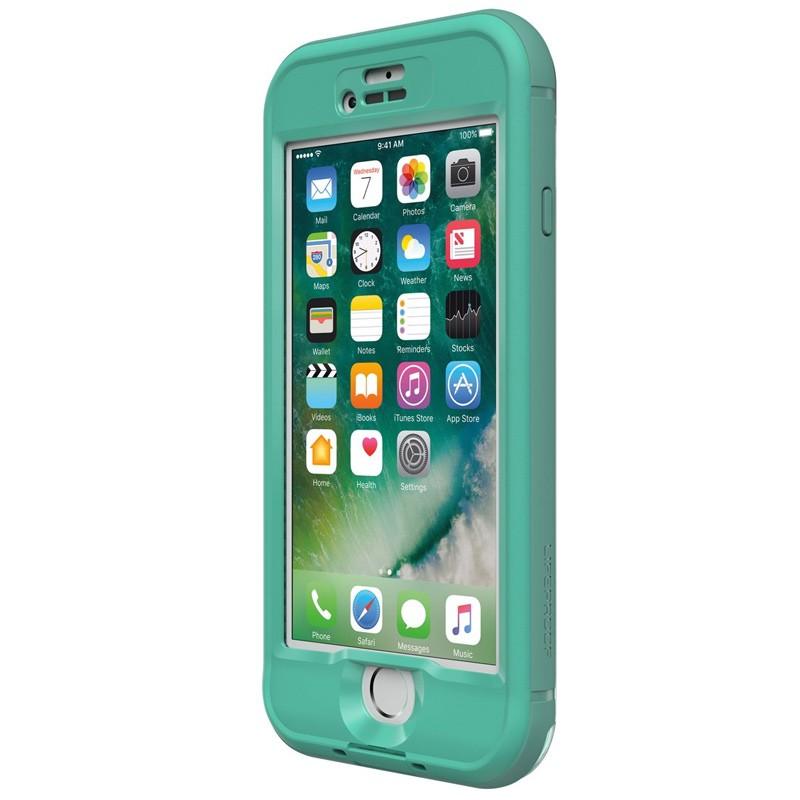 Lifeproof - Nuud Case iPhone 7 mermaid turqoise 03
