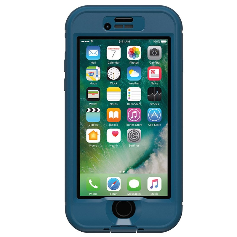 Lifeproof - Nuud Case iPhone 7 midnight indigo 02