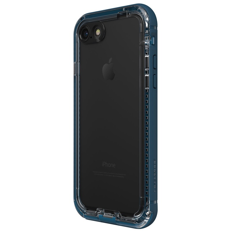 Lifeproof - Nuud Case iPhone 7 midnight indigo 04