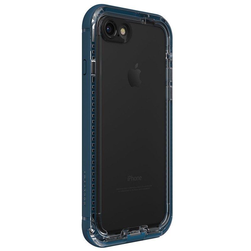 Lifeproof - Nuud Case iPhone 7 midnight indigo 05