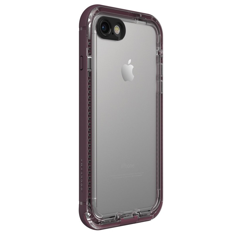 Lifeproof - Nuud Case iPhone 7 Plum Reef 05