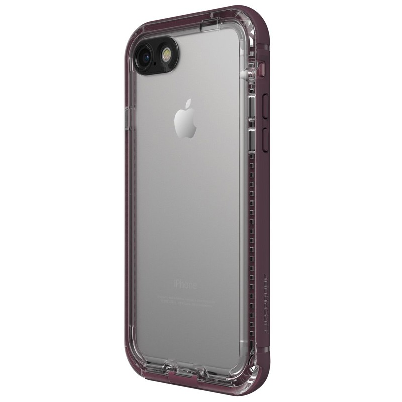 Lifeproof - Nuud Case iPhone 7 Plum Reef 06