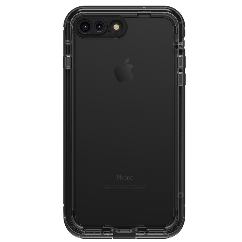 Lifeproof Nuud iPhone 7 Plus Black  04