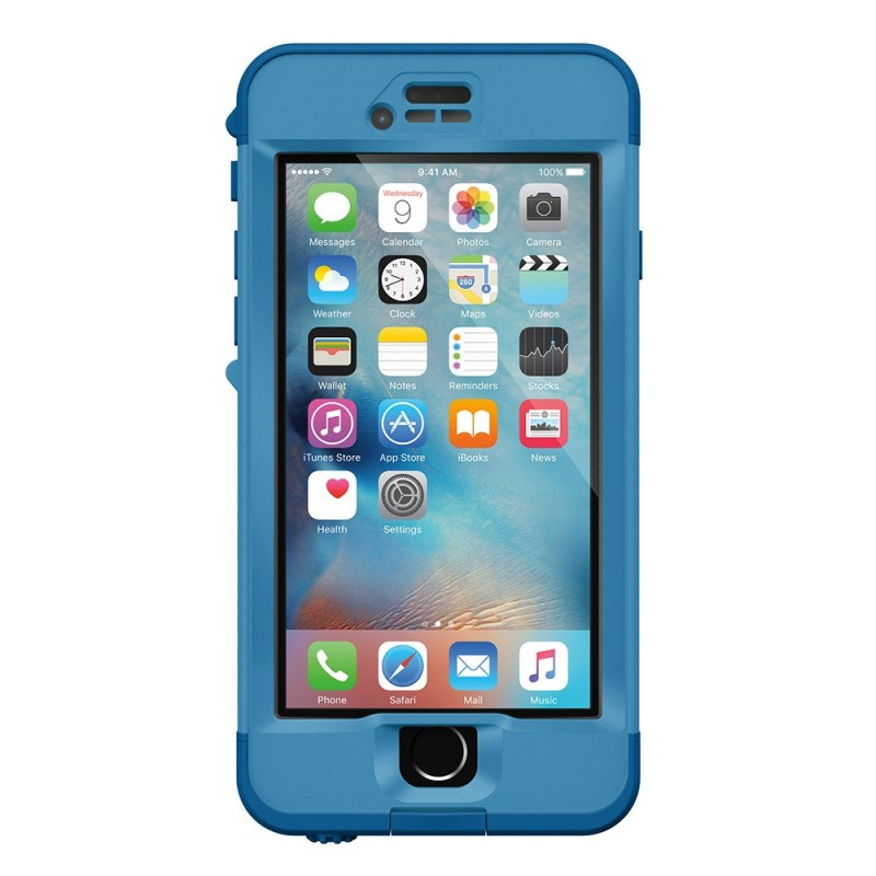 LifeProof Nüüd iPhone 6/6S Cliff Dive Blue - 1