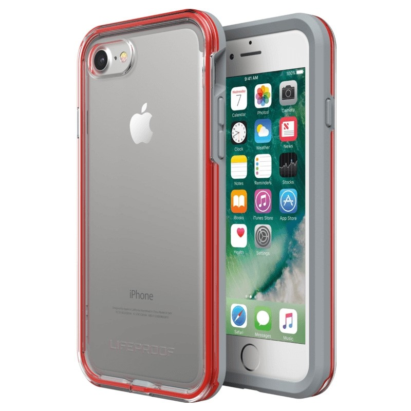 Lifeproof Slam iPhone 8/7 Lava Chaser - 1