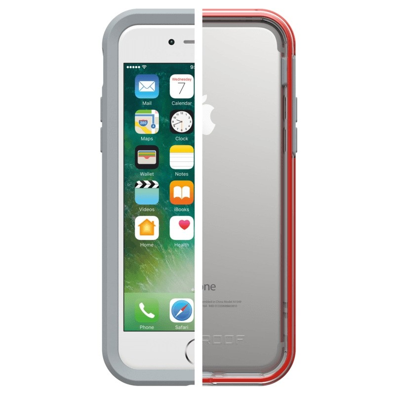Lifeproof Slam iPhone 8/7 Lava Chaser - 10