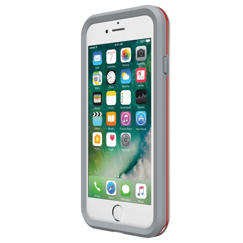 Lifeproof Slam iPhone 8/7 Lava Chaser - 6