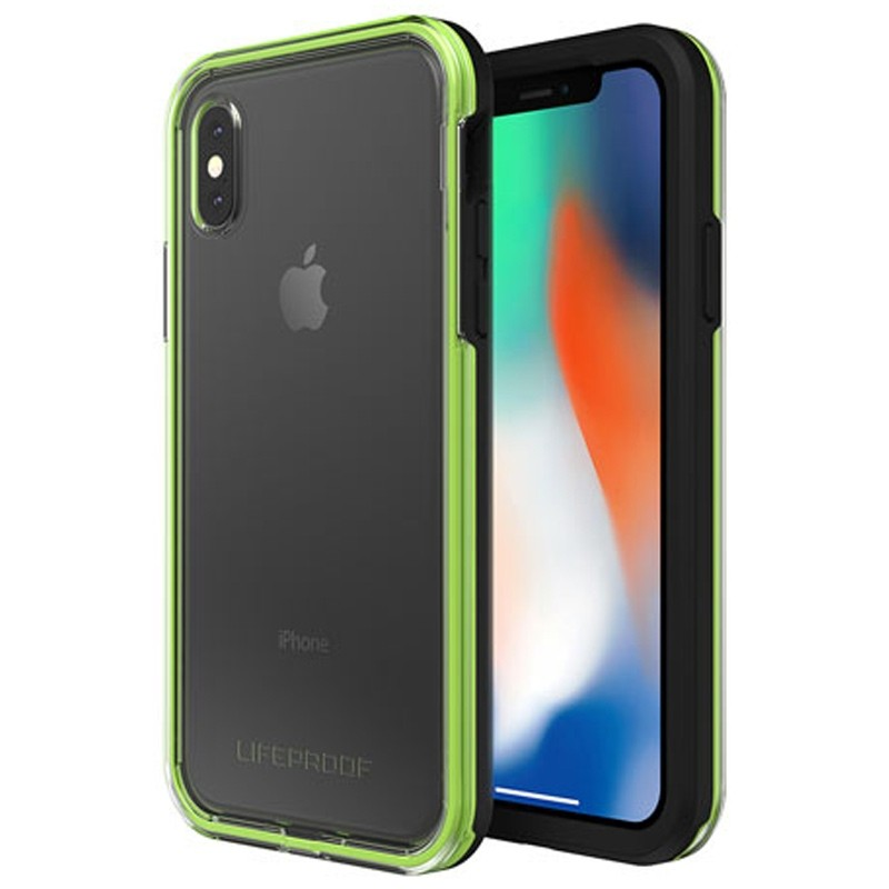 Lifeproof - Slam iPhone X/Xs Case Night Flash 01