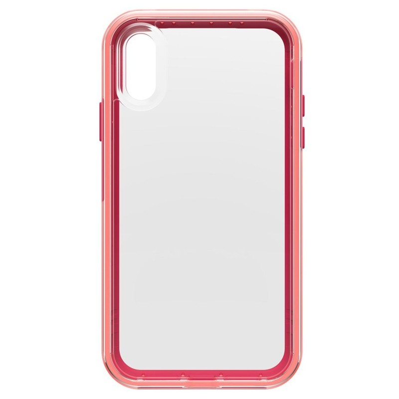 LifeProof Slam Case iPhone XR Coral Sunset 02