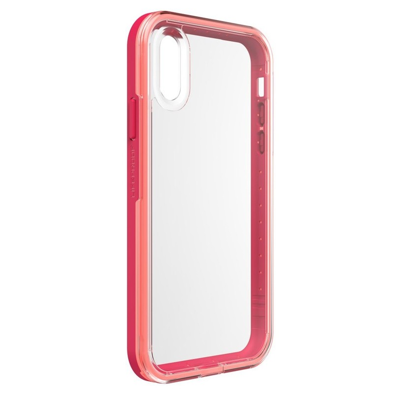 LifeProof Slam Case iPhone XR Coral Sunset 03
