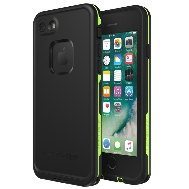 Lifeproof Fre Case iPhone 8/7 Black Night Lite - 1