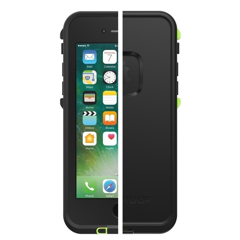 Lifeproof Fre Case iPhone 8/7 Black - 4