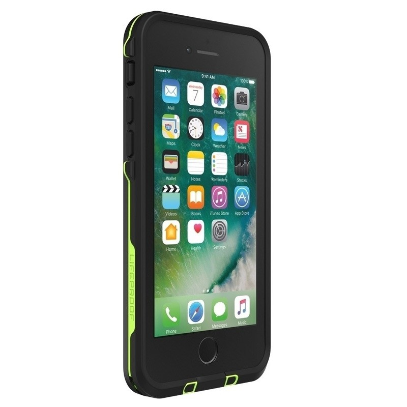 Lifeproof Fre Case iPhone 8/7 Black - 2