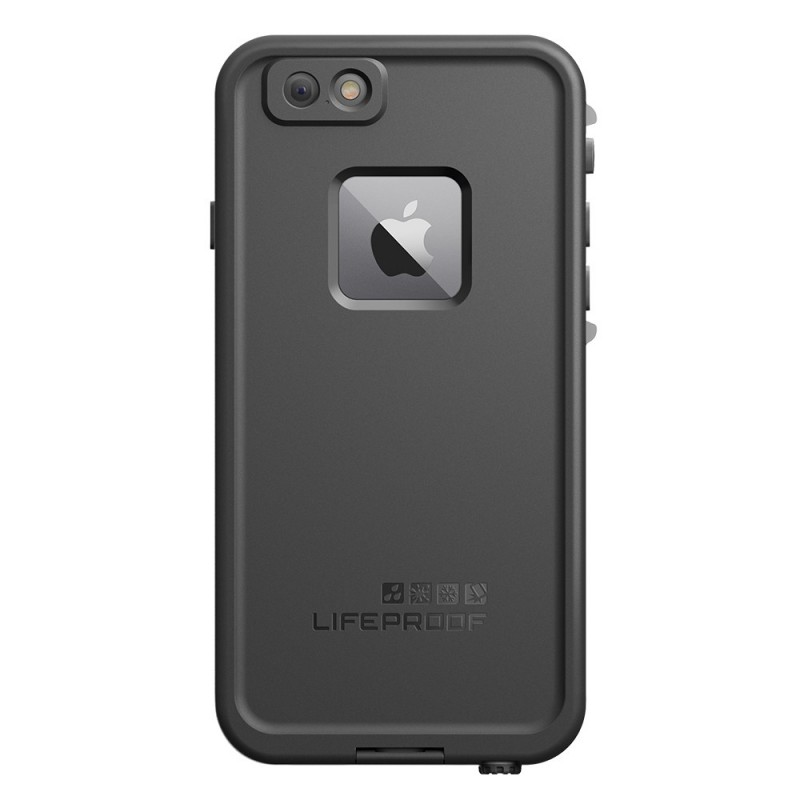 `LifeProof Fré iPhone 6/6S Black - 4