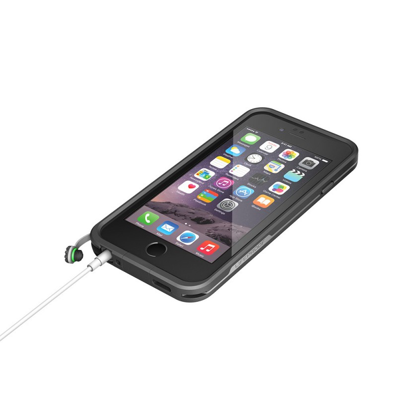 LifeProof Fré iPhone 6/6S Black - 8