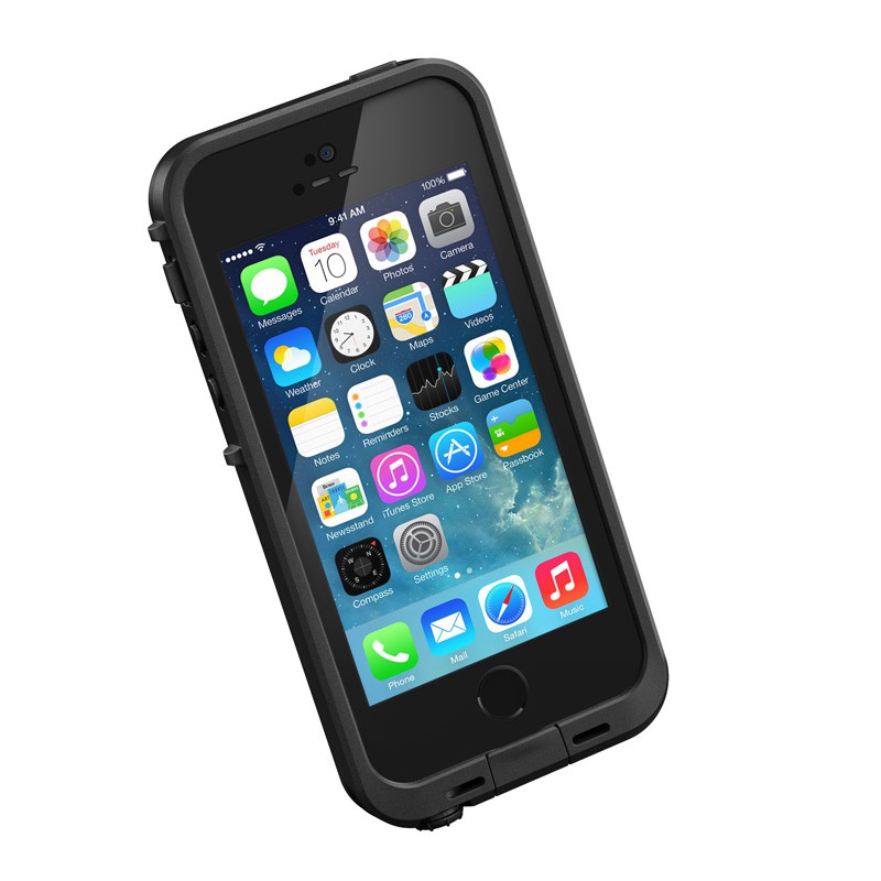 LifeProof Fré iPhone 5 / 5S Black - 2