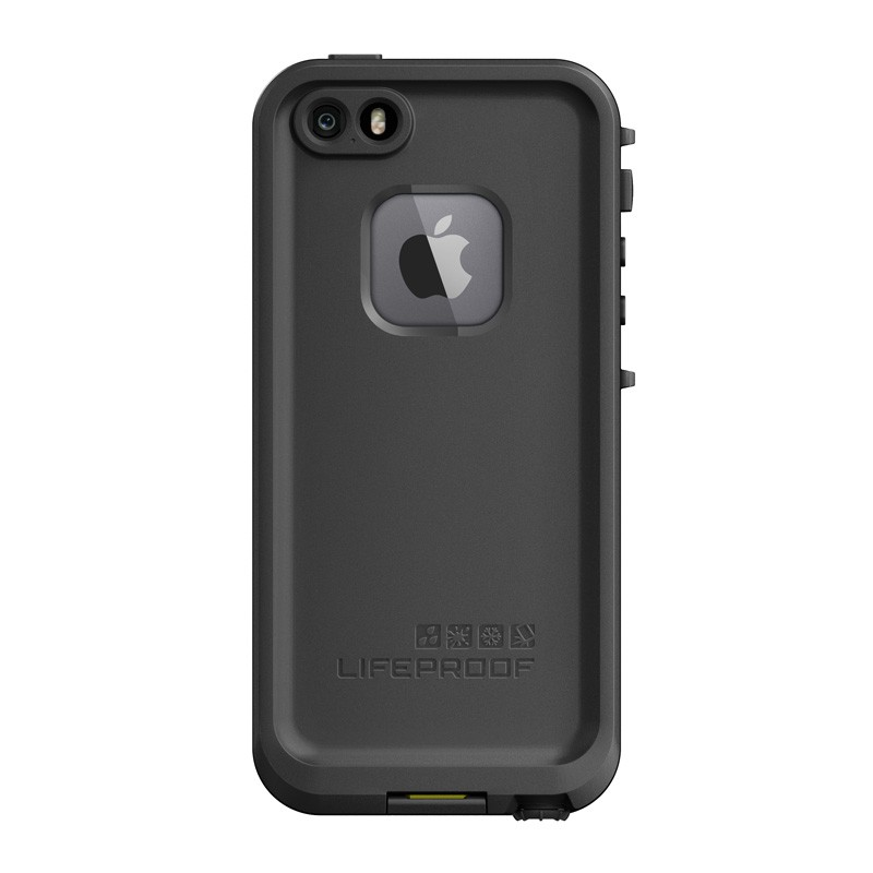 LifeProof Fré iPhone 5 / 5S Black - 3