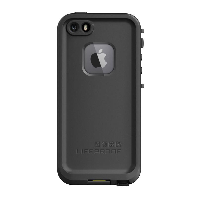 LifeProof Fré iPhone 5 / 5S Black - 3