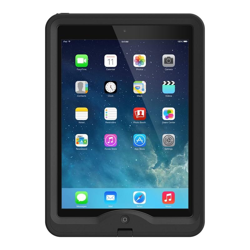 LifeProof Nuüd iPad Air Black - 1
