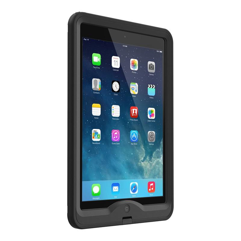 LifeProof Nuüd iPad Air Black - 2