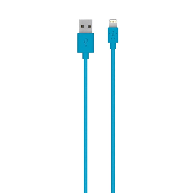 Belkin Lightning to USB kabel 1,2 meter blue - 1