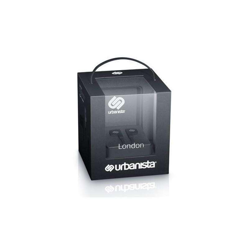 Urbanista London 3.0 in-Ear Headset Black - 3