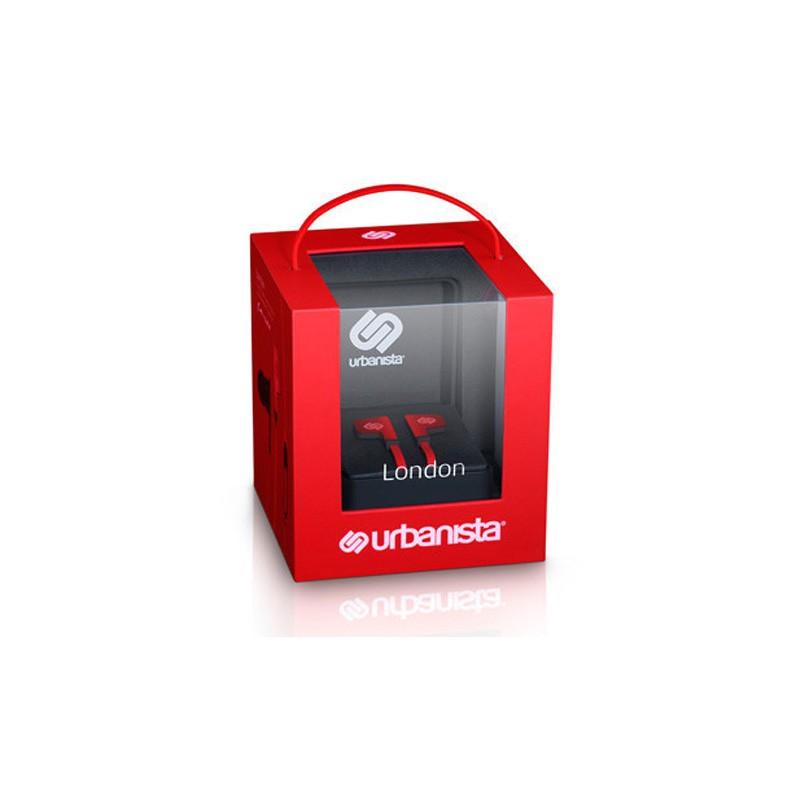 Urbanista London 3.0 in-Ear Headset Red - 4
