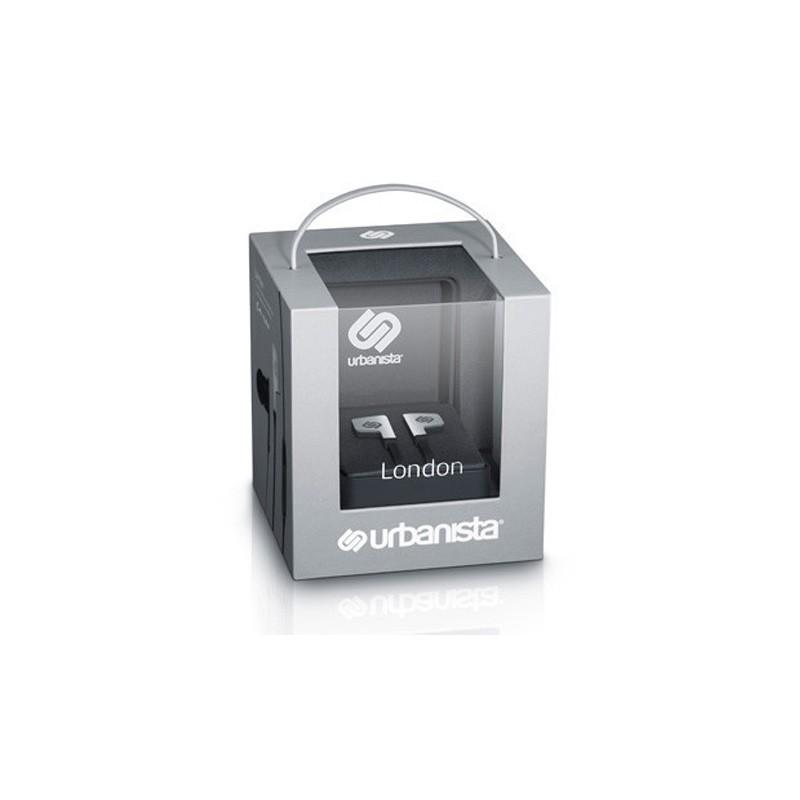 Urbanista London 3.0 in-Ear Headset Silver - 4