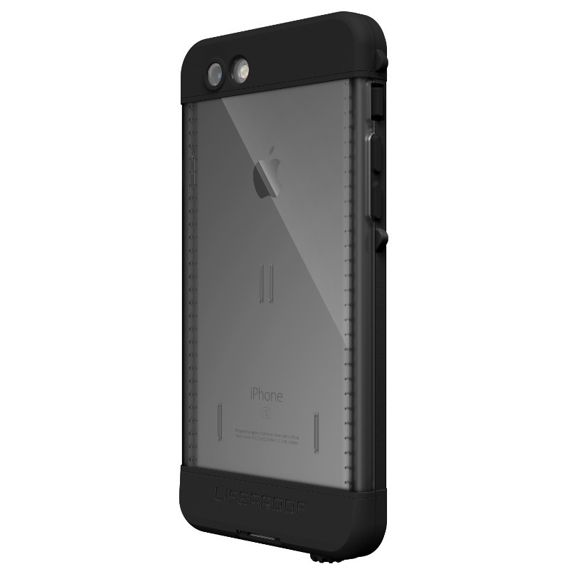 Lifeproof Nüüd iPhone 6/6S Black - 4
