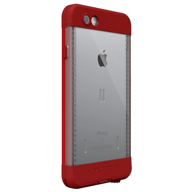 LifeProof Nüüd iPhone 6/6S Campfire Red - 4