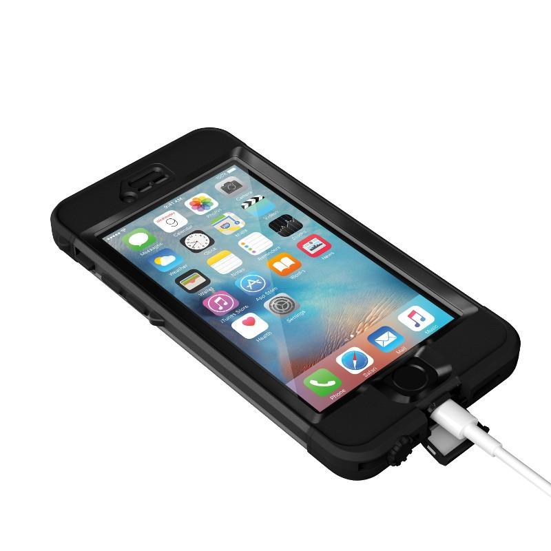 Lifeproof Nüüd iPhone 6/6S Black - 6