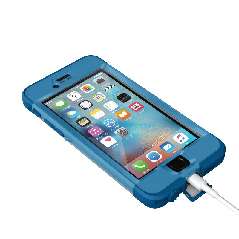 LifeProof Nüüd iPhone 6/6S Cliff Dive Blue - 7