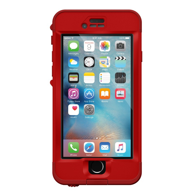 LifeProof Nüüd iPhone 6/6S Campfire Red - 1