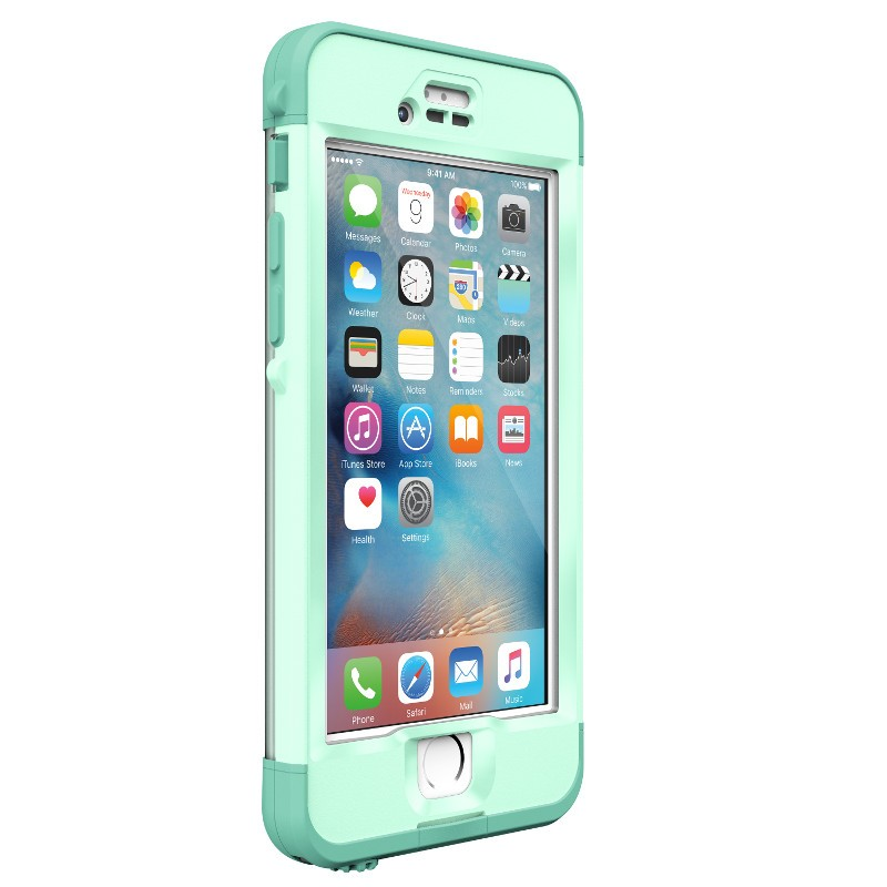LifeProof Nüüd iPhone 6/6S undertow Green - 2