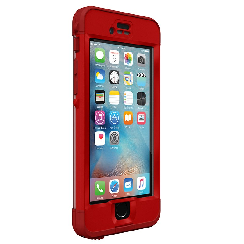 LifeProof Nüüd iPhone 6/6S Campfire Red - 2