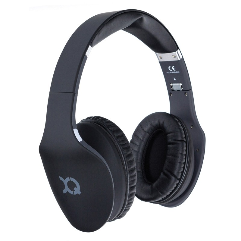 Xqisit LZ380 Bluetooth Headset Black Matte - 1