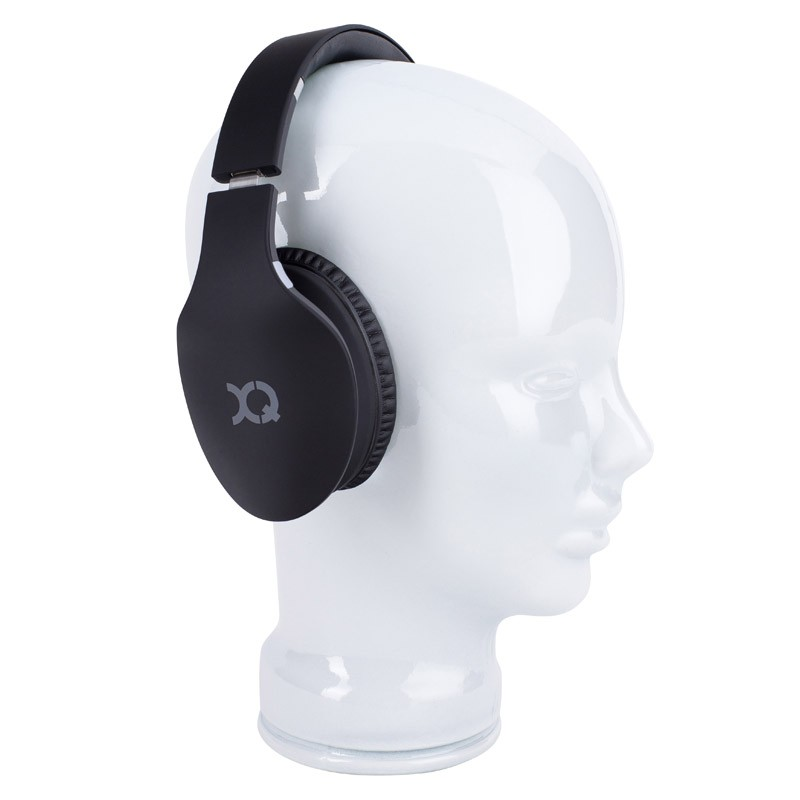 Xqisit LZ380 Bluetooth Headset Black Matte - 4
