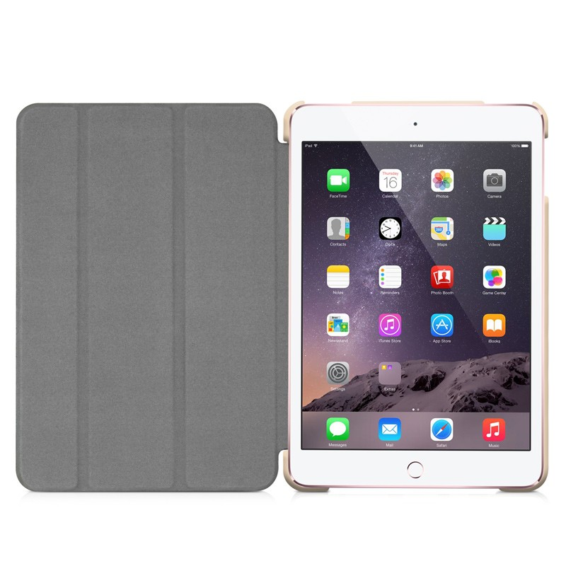 Macally - Bookstand iPad Pro 9,7 / iPad Air 2 Gold 06