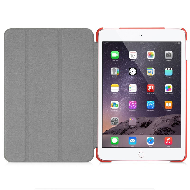Macally - Bookstand iPad Pro 9,7 / iPad Air 2 Red 06