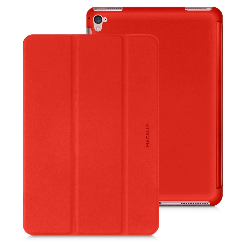 Macally - Bookstand iPad Pro 9,7 / iPad Air 2 Red 02