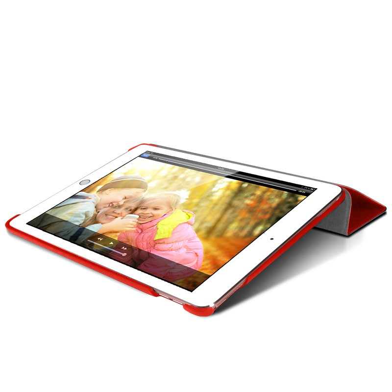 Macally - Bookstand iPad Pro 9,7 / iPad Air 2 Red 03