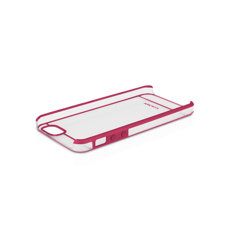 Macally Curve Case iPhone 5 (Pink) 04