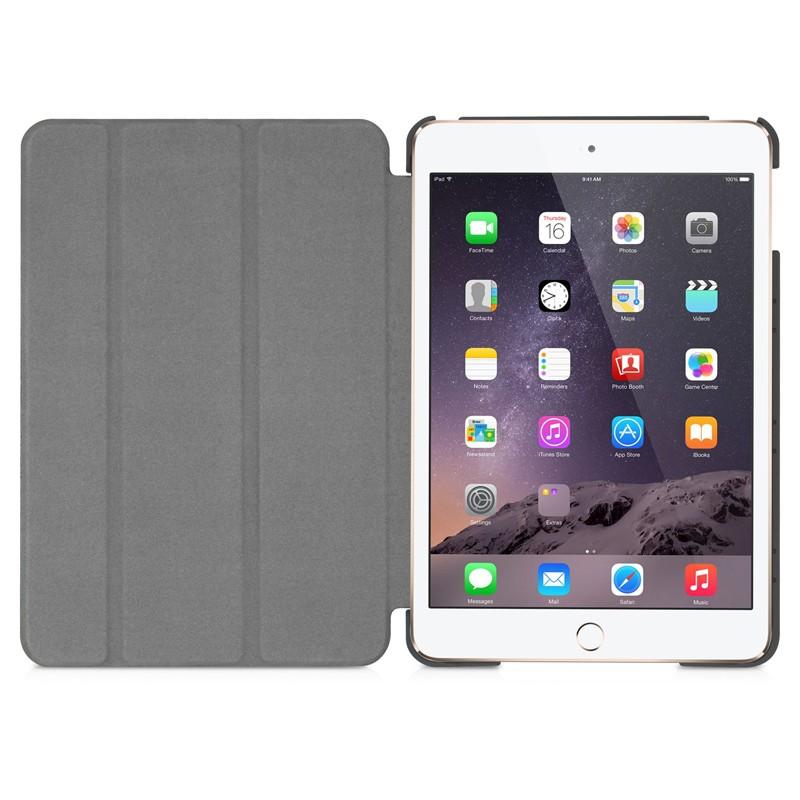Macally Bookstand iPad mini 4 Grey - 2