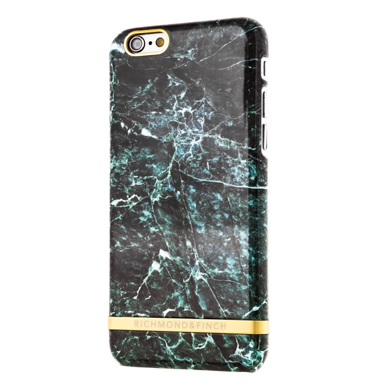Richmond & Finch Marble Glossy iPhone 6 / 6S Green - 2