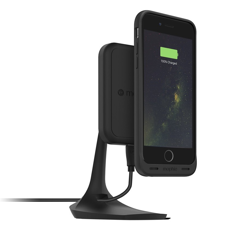 Mophie - Charge Force Desk Mount 01