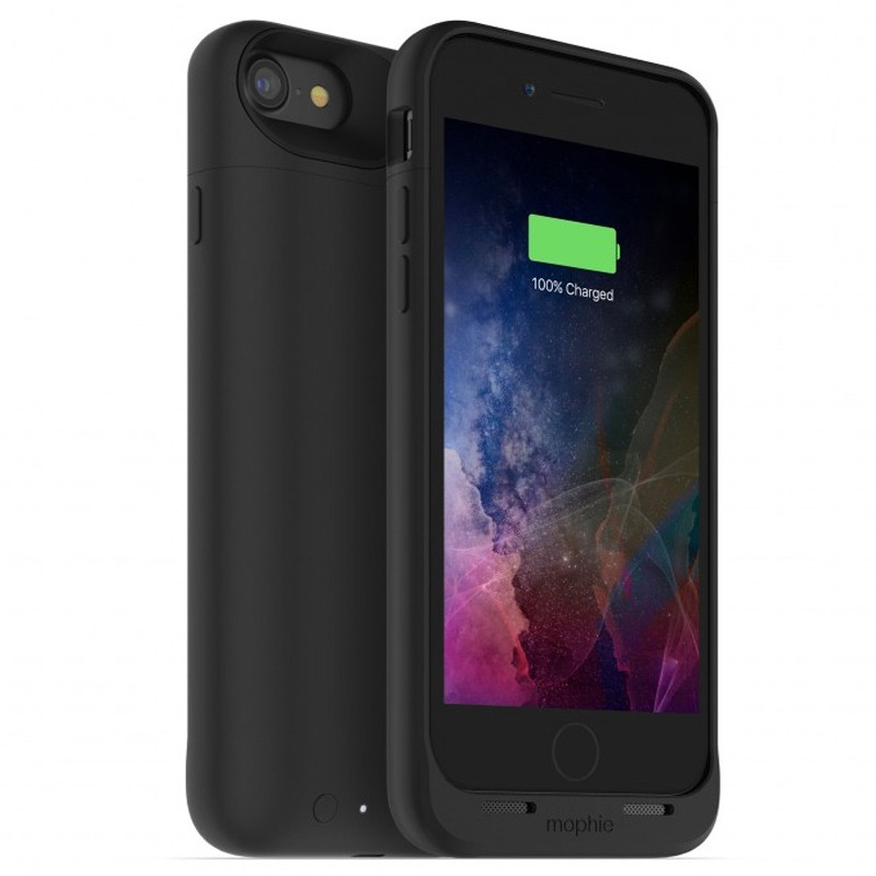 Mophie - Juice Pack Air iPhone 7 Black 01