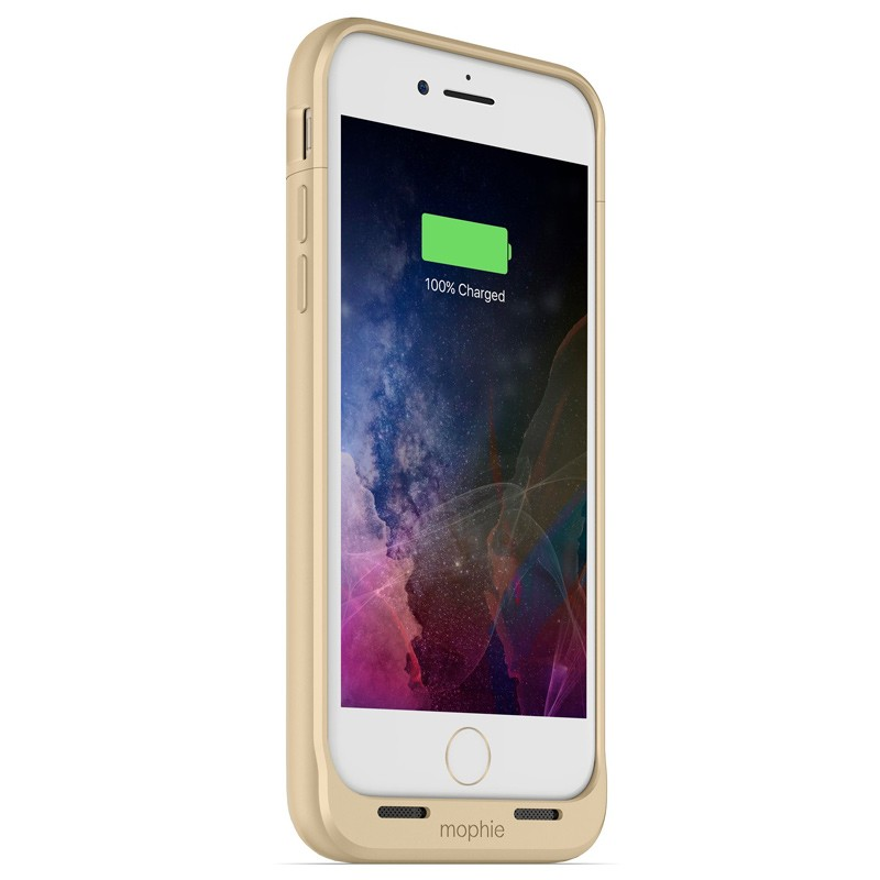 Mophie - Juice Pack Air iPhone 7 Gold 03